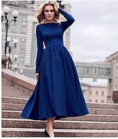 Женское миди Платье, ПОШИВ на заказ Р.40-54 *Разные Цвета*