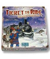 Билет на поезд: Северные страны (англ) (Ticket to ride: Nordic countries (eng)) настольная игра