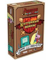 Время приключений. Карточные войны. Бимо против леди Ливнерог (Adventure Time Card Wars: BMO vs. Lady Rainicorn) настольная игра