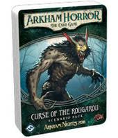 Ужас Аркхема. Карточная игра Проклятие Ругару (Arkham Horror: Card Game Curse of the Rougarou)