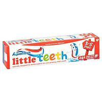 Зубная паста Aquafresh Мои молочные зубки 3-5 лет 50ml  (Великобритания)