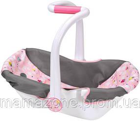 Кресло люлька, переноска Удобное путешествие для куклы Baby Born Zapf Creation 822265