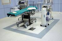 Токопроводящий и токорассеивающий линолеум TORO SC для операционных, рентген кабинетов, лабораторий