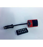 FM модулятор с Bluetooth  518 BT   . e