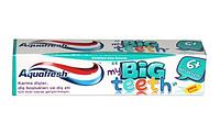 Aquafresh Kids зубная паста Возраст +6лет. 50ml (Великобритания)
