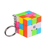 Брелок YuXin Keychain кубик-Рубика 3х3