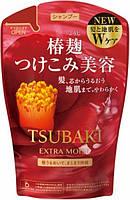 SHISEIDO Tsubaki Shining Conditioner  Кондиционер для волос с маслом камелии, 380 мл. (сменная упаковка)