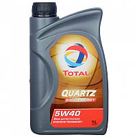 Моторное масло Total Quartz 9000 Energy 5W40 1 литр