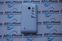 Задняя панель корпуса для мобильного телефона Nokia lumia 530 Белая