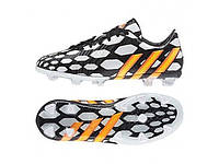 Детские футбольные бутсы Adidas Predator LZ FG Jr M25091