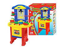 Игровой набор детская Кухня 3 ТехноК 2124
