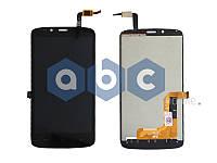 Дисплей (модуль) Huawei Honor 3C Lite Hol-U19 черный