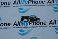 Шлейф для мобильного телефона Meizu MX4 Pro коннектора зарядки с компонентами
