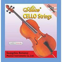 Струна для виолончели Alice A803-1
