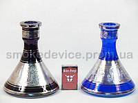 V725 - Колба для высокого кальяна, h=24,5см; D=45mm