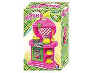 Игровой набор детская Кухня 10 ТехноК 2155