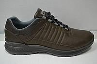 Мужские кожаные кроссовки Grisport 42811 кор Made in Italy