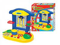 Игровой набор детская Кухня 2 ТехноК 2117