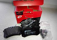 Колодки тормозные задние  CITROEN C4  P307 VW Jetta  AR  WVA (20961) valeo 598474 455223 425467