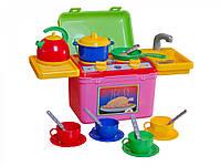 Игровой набор детская Кухня Галинка 8 ТехноК 2377