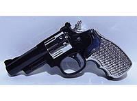 Зажигалка - револьвер шок
