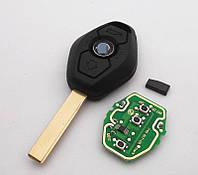 Ключа BMW ромб с платой HU92 315/433Mhz ID44