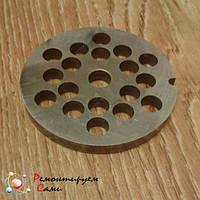 Решетка (сетка) для мясорубки Mystery крупная d=62/8, фото 1