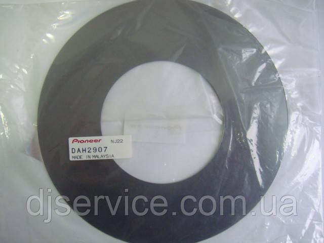 Пластинка джога DAH2907 для cdj Pioneer DDJ-RZX CDJ-2000NXS2 CDJ-2000
