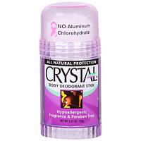 Crystal Body Deodorant Stick - Дезодорант, 120 г