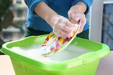 Средства для мытья посуды и чистки