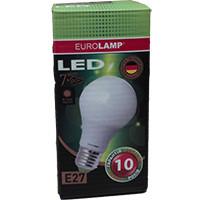 Светодиодные энергосберегающие LED(ЛЕД) лампы Eurolamp