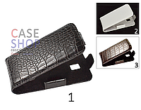 Откидной чехол для Prestigio MultiPhone DUO 4020