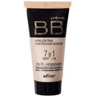 Bielita BB Cream Крем для лица комплексный дневной 7в1 (№01 - натуральный тон) 30мл