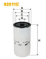 Фильтр масляный WIX 92011E