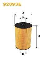 Фильтр масляный WIX 92093E