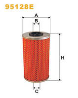 Фильтр топливный WIX 95128E