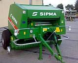 Пресс подборщик рулонный Sipma PS 1210 Classic, фото 4