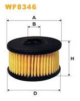 Фильтр топливный WIX WF8346