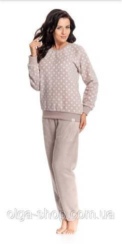 Пижама женская теплая зимняя плюшевая Dobra Nocka 9165 - Olga-shop.com.ua 2c5941a889a06