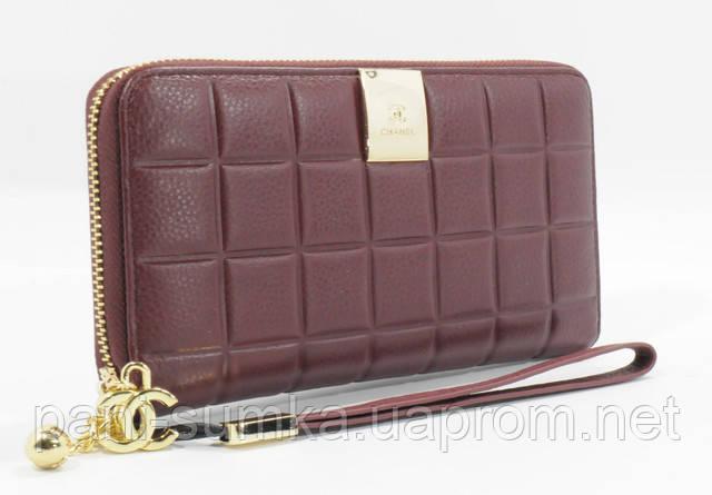 5722baf24161 Кошелек женский кожаный на молнии 60019-С марсала, расцветки ...