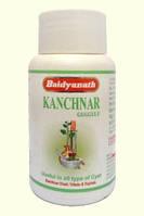 Канчнар Гуггул (Kanchnar Guggul) 80 табл - Baidyanath