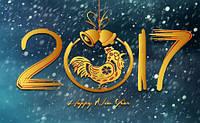 С новым годом дорогие друзья