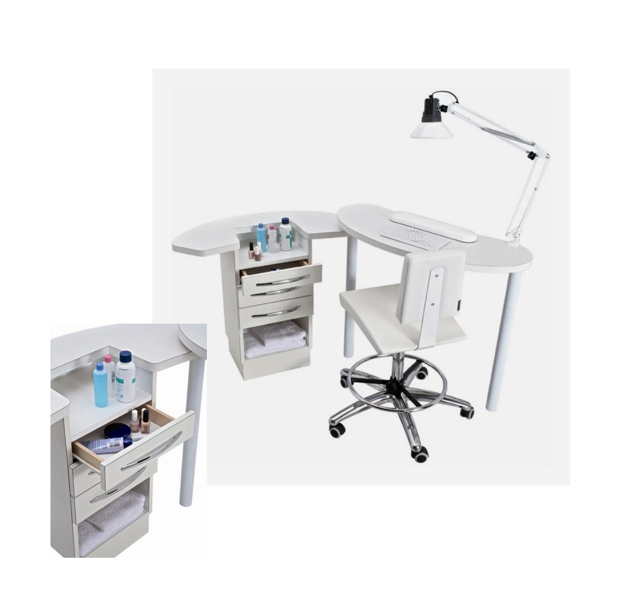 Маникюрный стол Rover