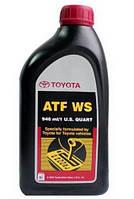 Трансмиссионная жидкость TOYOTA ATF WS  1QT