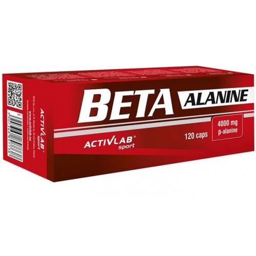 Beta Alanine Activlab 60 caps (термін 04.2020)