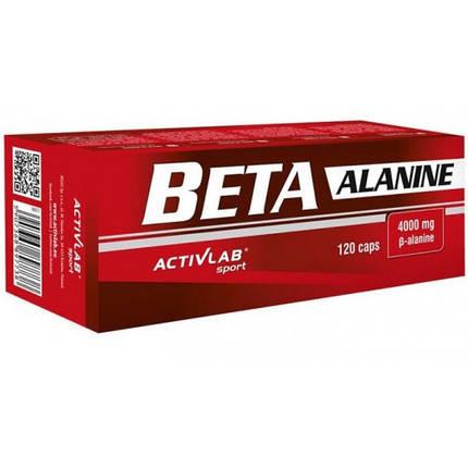 Beta Alanine Activlab 60 caps (термін 04.2020), фото 2