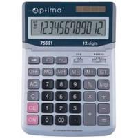 Калькулятор настольный бухгалтерский Optima O75501
