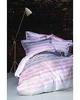 Постельное белье Karaca Home Nolan розовое евро