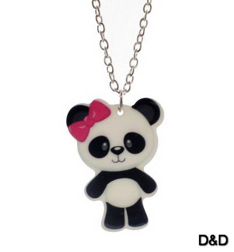 Кулон панда