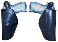 Кобура поясная синтетическая №9 (Беретта 92) (Используется для пистолета Беретта-92. Кобура с пистолетом плот